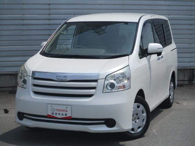 トヨタ ノア X スマートエディション デュアルエアバッグ スマートキ-