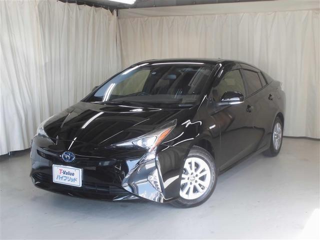 トヨタ S プラスセーフテイセンス 4WD バックモニター
