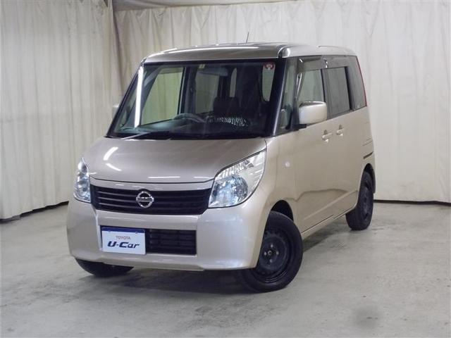 日産 ルークス E 4WD CDチューナー スマートキー ワンオーナー 4AT