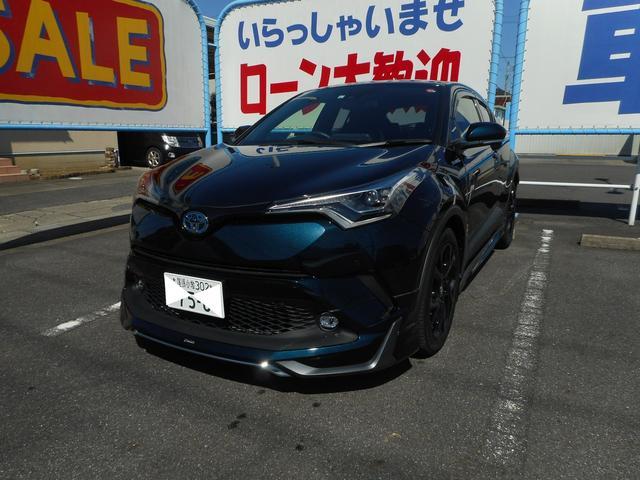 トヨタ G モード ネロ  SDDナビフルセグTV モデリスタエアロ