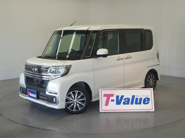 ダイハツ タント カスタムX トップエディションSAII (車検...