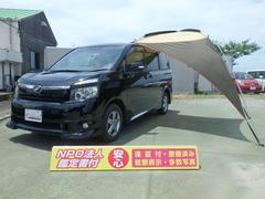 ヴォクシートランスX エアロ タイヤ新品 車中泊仕様車4ナンバー可