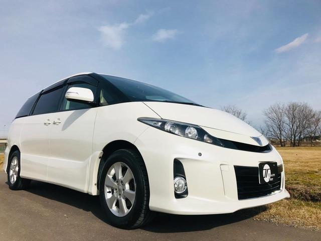 トヨタ アエラス 福祉車両 サイドリフトアップシート TV ナビ