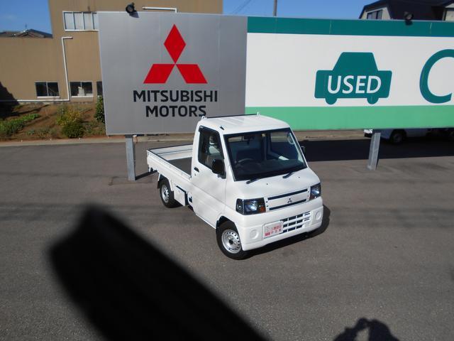 三菱 ミニキャブトラック VX-SE 5速マニュアル 4WD エアコン パワステ