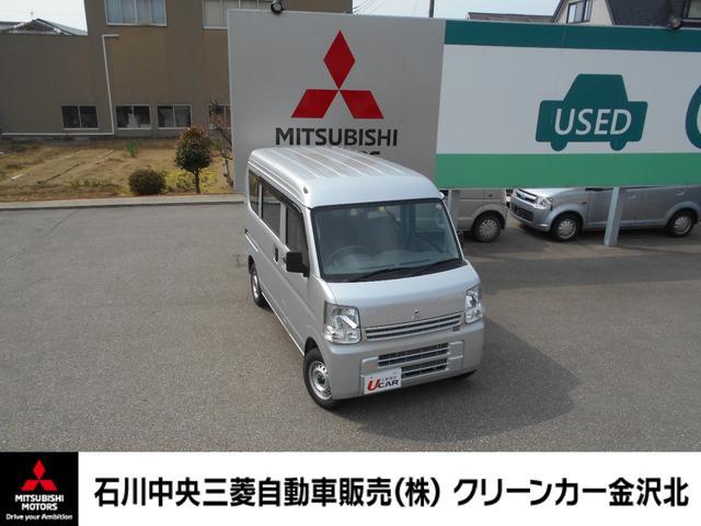 三菱 ミニキャブバン M 4WD 両側スライドドア エアバッグ エアコン パワーステアリング AT5速