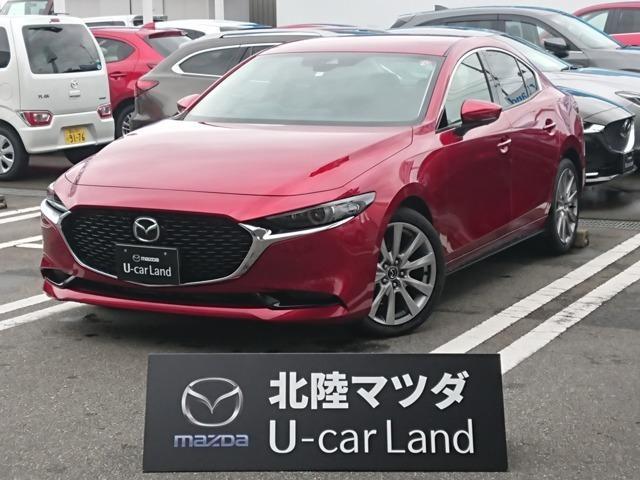 「マツダ」「MAZDA3セダン」「セダン」「富山県」の中古車
