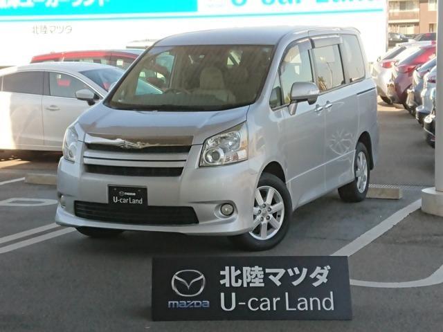 「トヨタ」「ノア」「ミニバン・ワンボックス」「富山県」の中古車