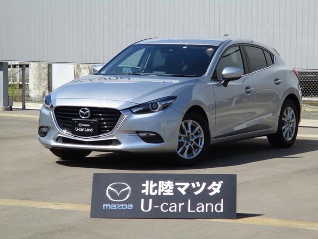 「マツダ」「アクセラスポーツ」「コンパクトカー」「福井県」の中古車