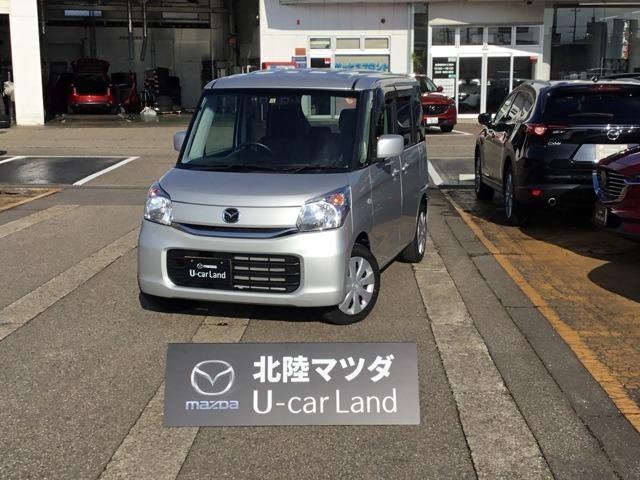 「マツダ」「フレアワゴン」「コンパクトカー」「福井県」の中古車