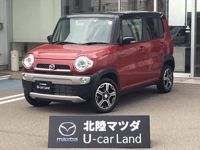 「マツダ」「フレアクロスオーバー」「コンパクトカー」「富山県」の中古車