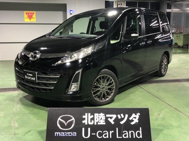 マツダ アイ・ストップスマートエディション ナビ TV 3列シート