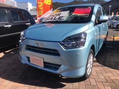 ミライースG SAIII 4WD プッシュスタート コーナーセンサー