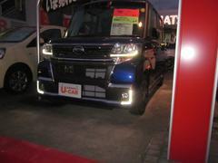 タントカスタムRS トップエディションSAIII 4WD ターボ