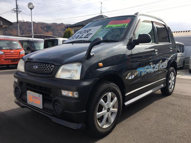 ダイハツ CL 4WD 4速オートマ オーディオ エアバック ABS