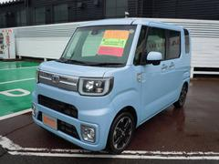 ウェイクGターボレジャーエディションSAII 4WD W電動スライド