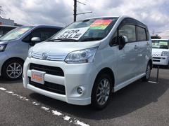 ムーヴカスタム G 4WD エコアイドル プッシュスタート CVT