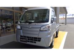 ハイゼットトラックハイルーフ 4WD 5速マニュアル 三方開 届出済未使用車