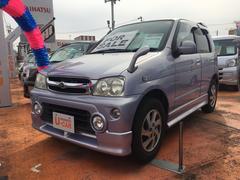 テリオスキッドカスタムL 4WD オートマ ターボ CD MD