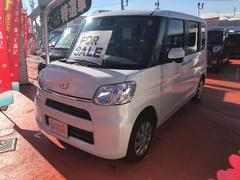 タントX SAIII 左側電動スライドドア シートヒーター CVT