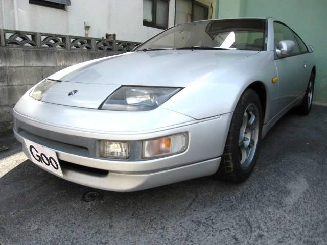 沖縄の中古車 日産 フェアレディZ 車両価格 39万円 リ済込 平成3年 8.9万km シルバー