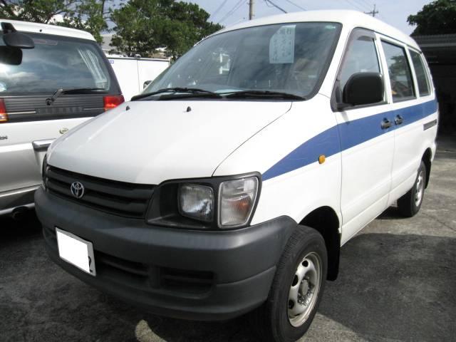 沖縄県の中古車ならタウンエースバン GL4WD