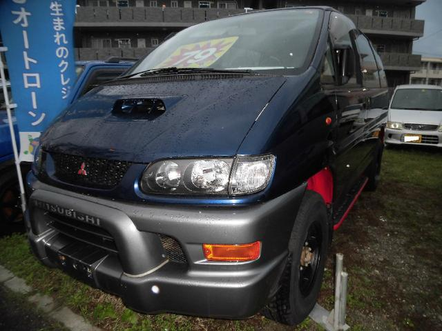 沖縄県の中古車ならデリカスペースギア XE 5ドア