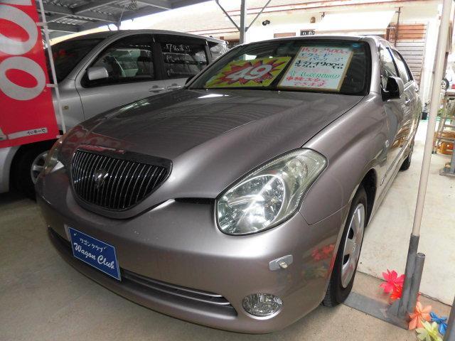 ヴェロッサ:沖縄県中古車の新着情報
