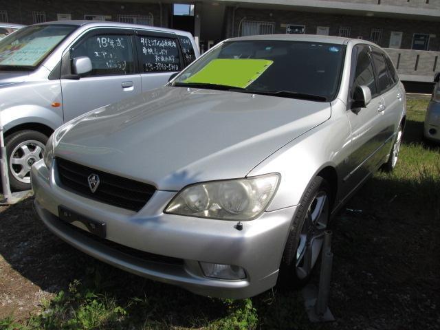 アルテッツァジータ:沖縄県中古車の新着情報