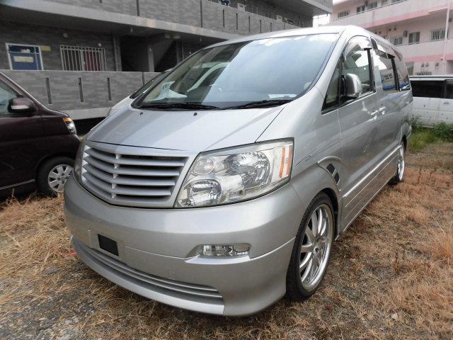 アルファードG:沖縄県中古車の新着情報
