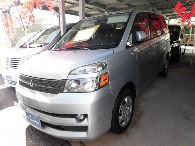 沖縄県の中古車ならヴォクシー トランス-X