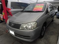 沖縄の中古車 日産 リバティ 車両価格 7万円 リ済込 平成15年 11.0万K ゴールド