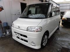 沖縄の中古車 ダイハツ タント 車両価格 29万円 リ済込 平成17年 9.5万K パールホワイトI