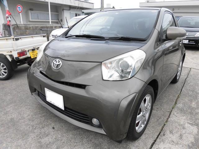 沖縄県の中古車ならiQ 100G