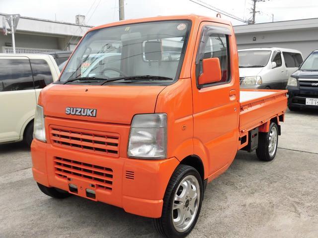 沖縄県石垣市の中古車ならキャリイトラック オートマ