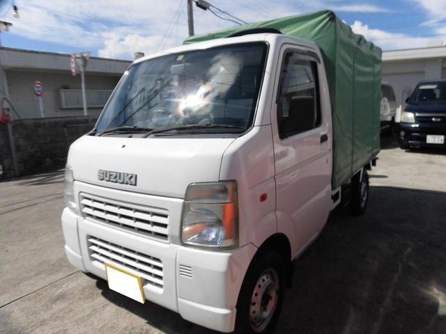 沖縄県石垣市の中古車ならキャリイトラック 4WD