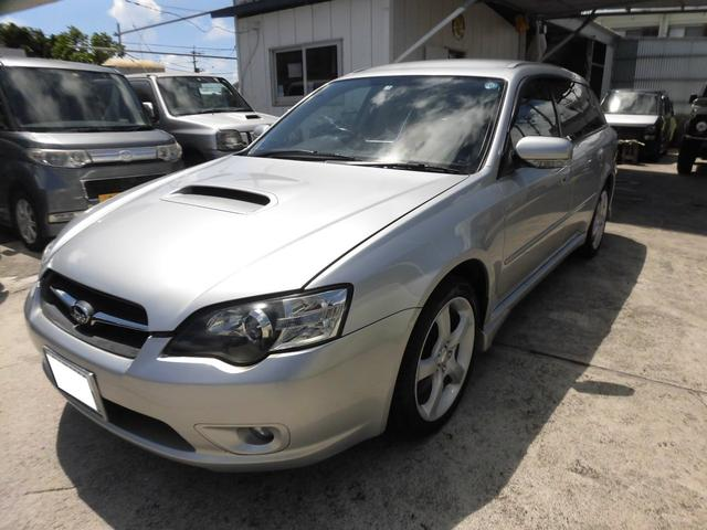 沖縄県の中古車ならレガシィツーリングワゴン 2.0GT