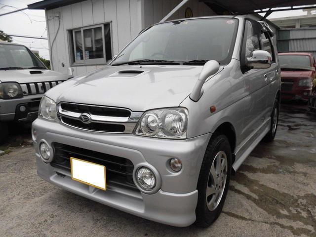 沖縄県石垣市の中古車ならテリオスキッド カスタムX