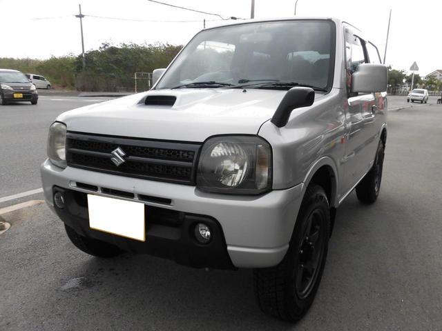 沖縄県石垣市の中古車ならジムニー XG