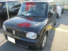 沖縄の中古車 スズキ アルトラパン 車両価格 88.6万円 リ済別 平成23年 4.6万K ブラック