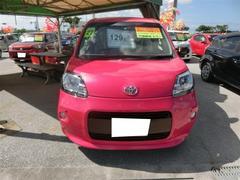 沖縄の中古車 トヨタ ポルテ 車両価格 119万円 リ済別 平成27年 1.5万K ピンク