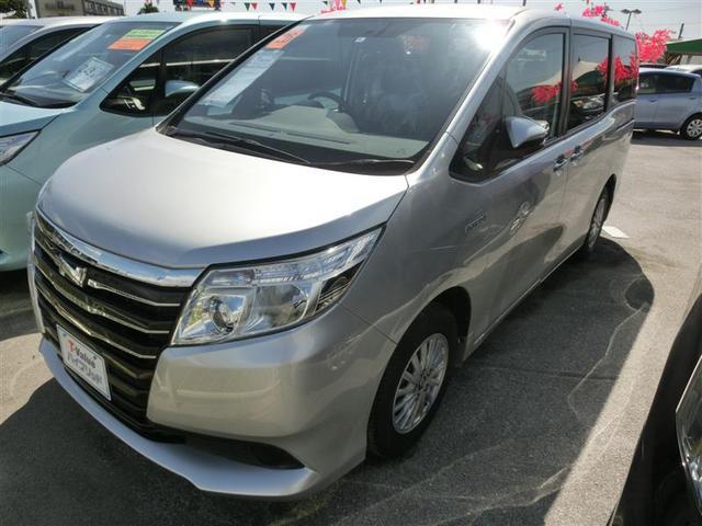 沖縄県豊見城市の中古車ならノア ハイブリッドX