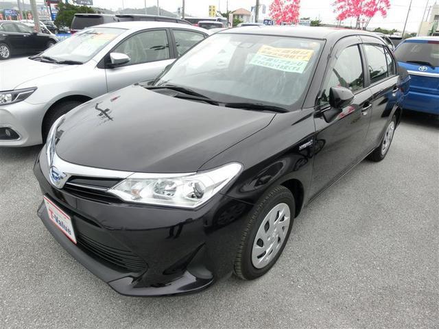 トヨタ HV ベース キーレス ナビTV CD バックモニター 緊急ブレーキサポートシステム オートハイビーム機能 レンタアップ車