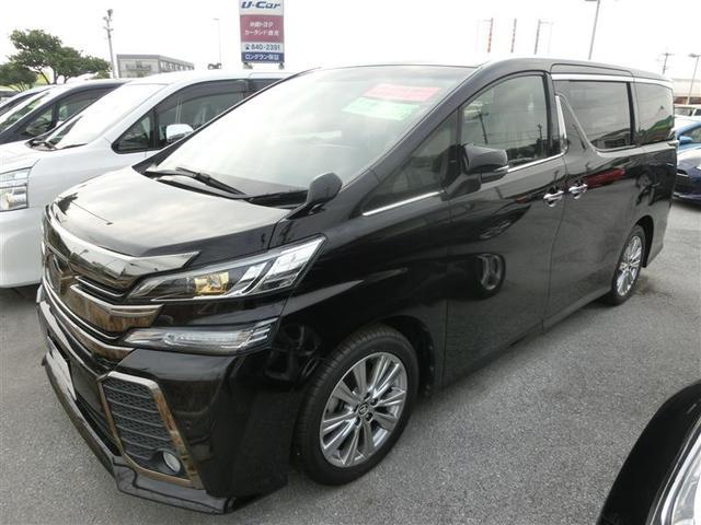 沖縄県豊見城市の中古車ならヴェルファイア Z