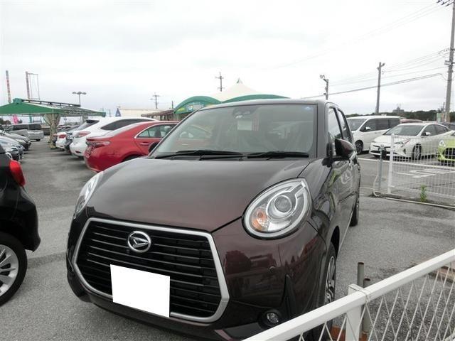 沖縄県の中古車ならブーン シルク Gパッケージ SAIII
