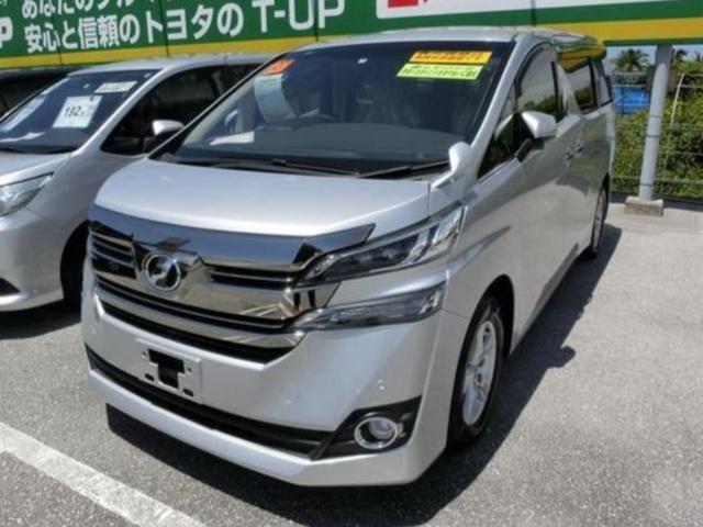沖縄県豊見城市の中古車ならヴェルファイア 2.5X X ETC車載器