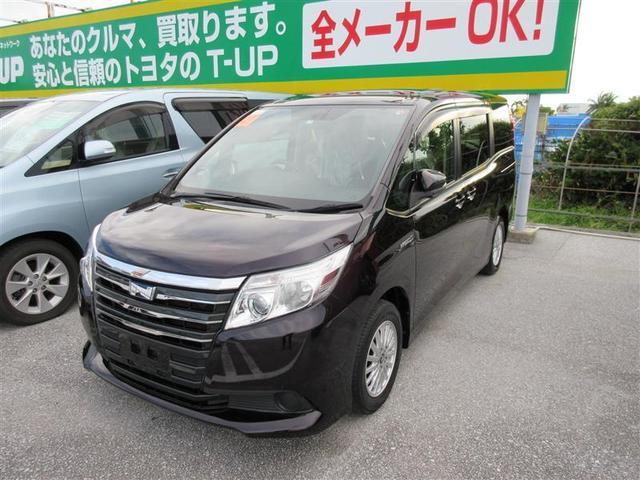 沖縄県豊見城市の中古車ならノア ハイブリッドX ETC車載器 ナビゲーションシステム・バックガイドモニター