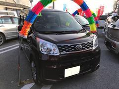 沖縄の中古車 ダイハツ ムーヴ 車両価格 82万円 リ済込 平成27年 2.8万K プラムブラウンクリスタルマイカ