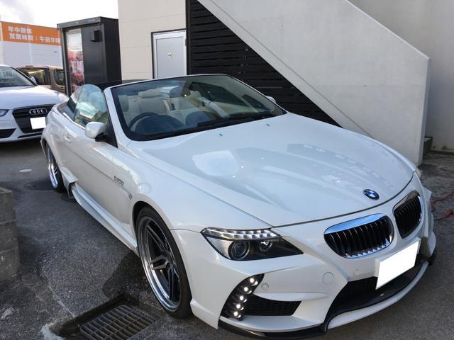 BMW 650iカブリオレ エナジー コンプリートカー
