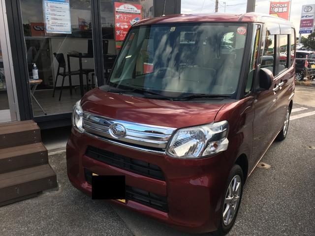 沖縄県豊見城市の中古車ならタント G