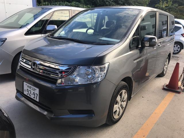 沖縄県の中古車ならステップワゴン G Lパッケージ両側電動スライドドア TVナビ バックカメラ